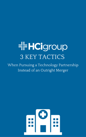 Download 3 Key Tactics When Pursuing a Technology Partnership Instead of an Outright Merger