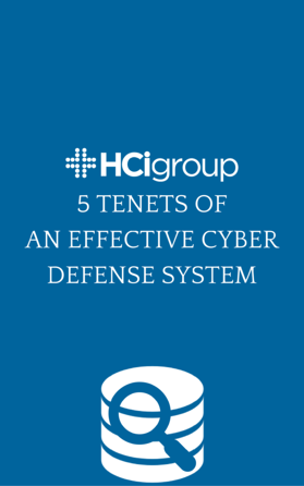 Download 5 Tenets of an Effective Cyber Defense System Providers