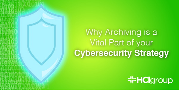 Why Archiving is a Vital Part of Your Healthcare Cybersecurity Strategy White Paper