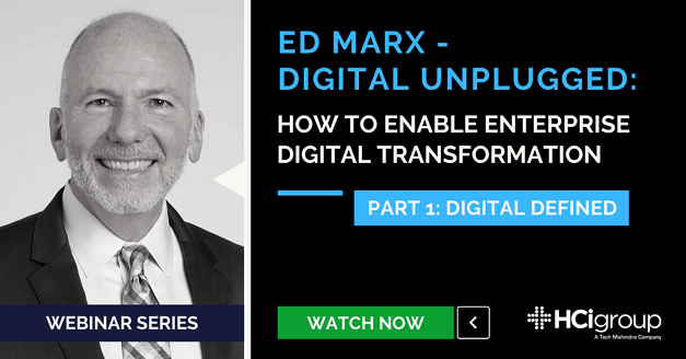ed marx digital defined