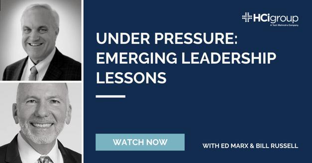 emerging leadership lessons