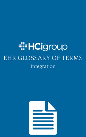 Download EHR Glossary of Terms Integration
