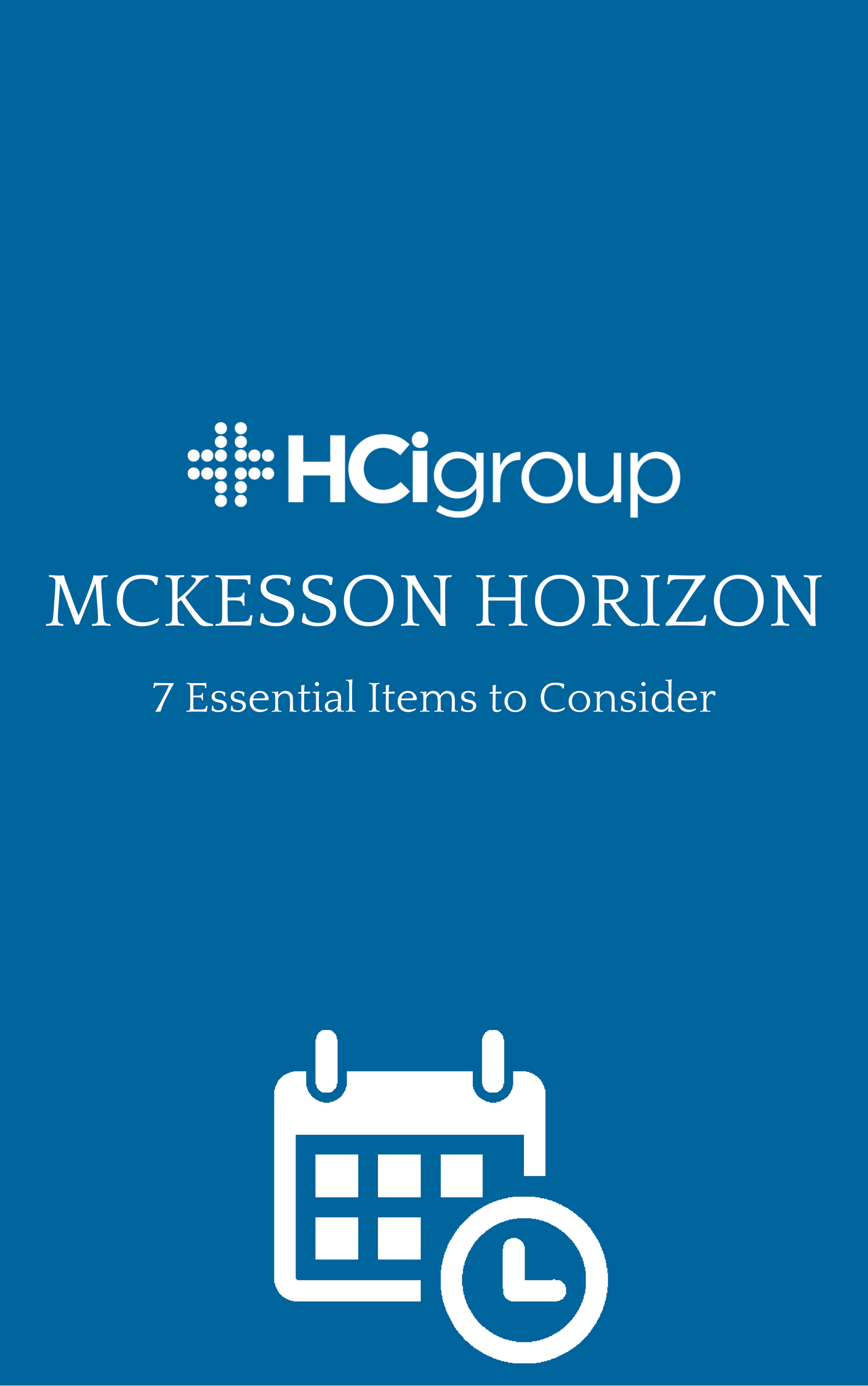 Download the McKesson Horizon Guide