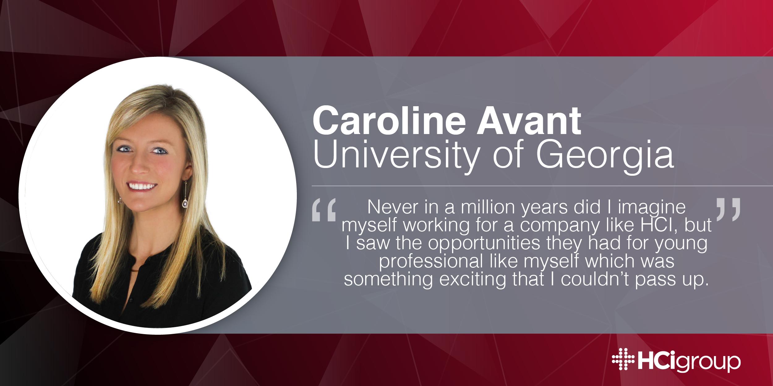 Caroline Avant